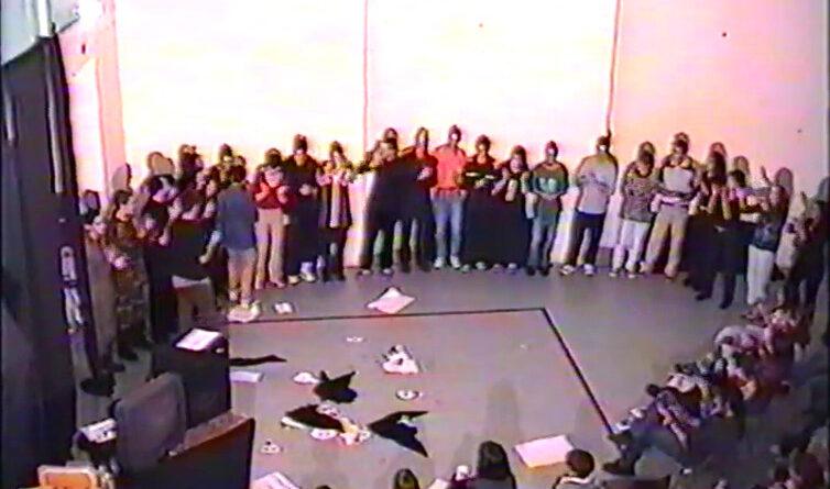 20 anni sul palco